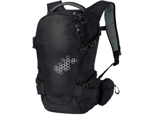 Jack Wolfskin White Rock 16 Pro Hiking Pack black